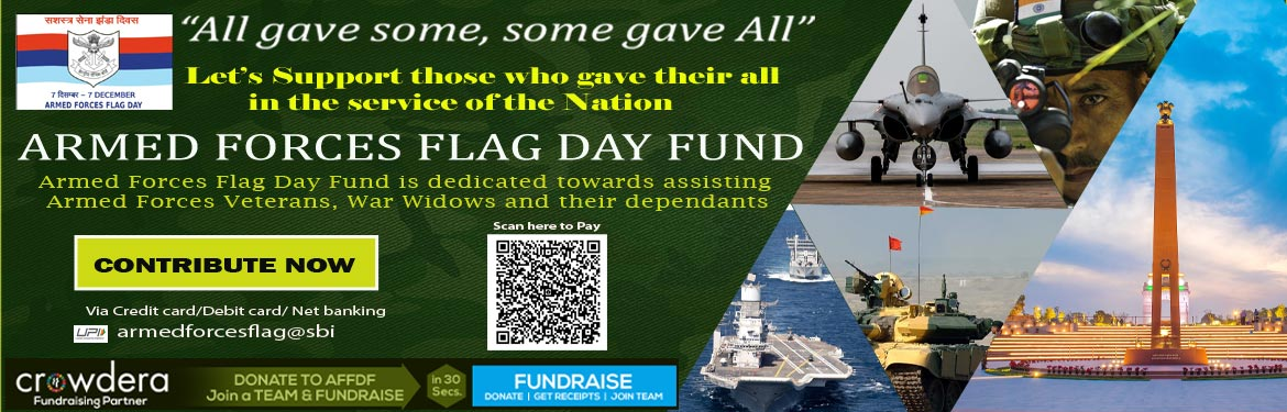 Armed Forces Flag Day